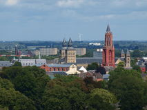 Maastricht, Netherlands Royalty Free Stock Photography
