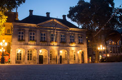 Maastricht by night Stock Photo