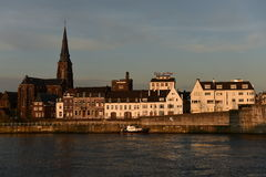 Maastricht, Países Baixos Fotografia de Stock