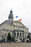 Maastricht, Pays-Bas - maison urbaine Images stock