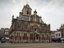 Maastricht-Rathaus Lizenzfreie Stockbilder