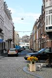 Maastricht Streets Stock Images