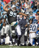 Maate Keomoeatu Carolina Panthers Stock Photography