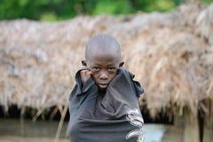 MABAMBA ΕΛΟΣ, WAKISO DISTRICT/UGANDA Στοκ φωτογραφία με δικαίωμα ελεύθερης χρήσης
