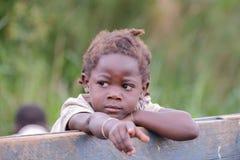 MABAMBA-TRÄSK, WAKISO DISTRICT/UGANDA Royaltyfri Foto