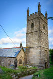 Mabe Church, Cornwall Stock Images