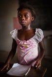 Mabendo, small village in Sierra Leone, Africa Stock Photo