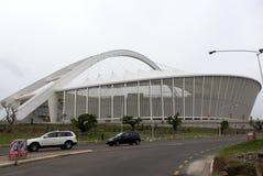 mabhida摩西体育场 免版税图库摄影