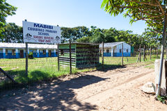 Mabibi Primary School Royalty Free Stock Photography