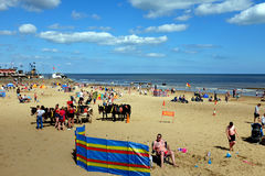 Mablethorpe, Lincolnshire. royalty free stock images