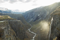Mabodalen valley Royalty Free Stock Photos