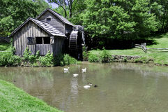 Mabry Mill Royalty Free Stock Image