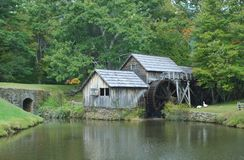 Mabry Mill Stock Images