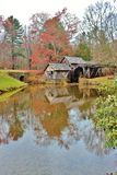 Mabry Mill Royalty Free Stock Photos