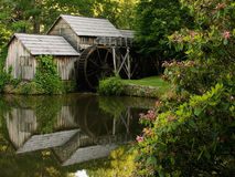 Mabry Mill Royalty Free Stock Images