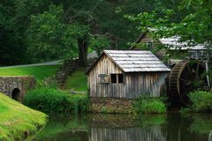 Free Mabry Mill Stock Images - 6458474