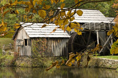 Mabry Mill Stock Photo