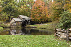 Mabry Mill Stock Photos