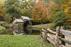 Mabry Mill Royalty Free Stock Photography