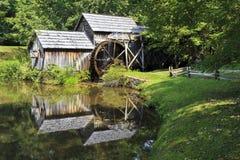 Mabry Mill Royalty Free Stock Photo