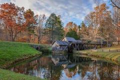 Mabry Mill Stock Image