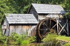 Mabry Mill in VA Royalty Free Stock Photography
