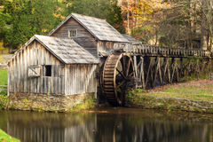 Mabry Mill Royalty Free Stock Photo