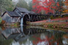 Mabry Mill Virginia Royalty Free Stock Photography
