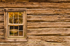 Mabry Mill Window Royalty Free Stock Photos