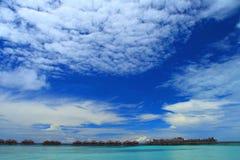 Mabul-Insel lizenzfreie stockfotografie