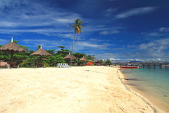 Mabul Insel Lizenzfreie Stockfotos