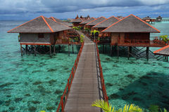 Mabul Island Royalty Free Stock Photography
