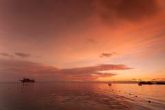Mabul Island Borneo Stock Images