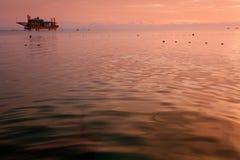 Mabul Island Borneo. A remote island of Mabul located in Semporna, Borneo Royalty Free Stock Image