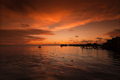 Mabul Island Borneo Royalty Free Stock Images