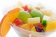 Macédoine de fruits photographie stock