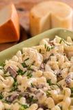 Mac και τυρί στοκ φωτογραφίες