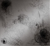 Mac Brushed aluminum distressed Stock Image