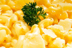 Mac and cheese Stock Images