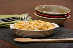 Mac and Cheese Stock Photography
