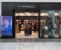 MAC Cosmetics, est un fabricant de cosmétiques siégé dans NYC photo libre de droits