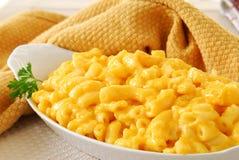 Mac et fromage photo libre de droits