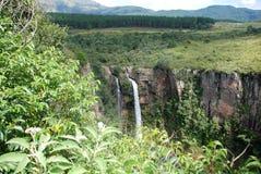 Mac mac waterfall. South Africa Stock Photos