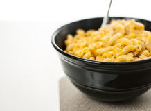 Mac N Cheese stock photography