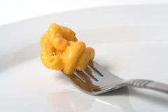 Mac n cheese Stock Photos