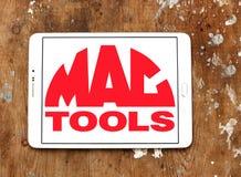 MAC narzędzi firmy logo Zdjęcia Stock