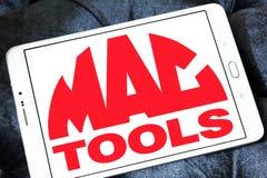 MAC narzędzi firmy logo Obraz Stock