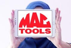 MAC narzędzi firmy logo Zdjęcie Royalty Free