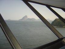 Mac Niteroi, Ρίο ντε Τζανέιρο Στοκ εικόνες με δικαίωμα ελεύθερης χρήσης