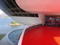 Mac Niteroi, Рио-де-Жанейро Стоковое Изображение